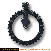 Award Winning Wall Gear Clock