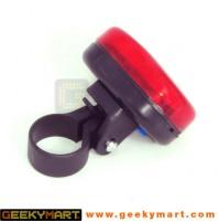 Battery Powered 3 LED Rear Safety Blinker
