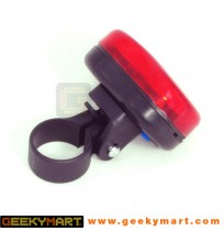 Battery Powered 3 LED Rear Safety Blinker