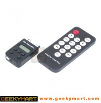 Car FM Transmitter Design for iPhone / iPod