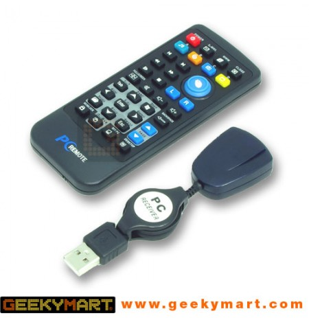 Computer Wireless Remote Control