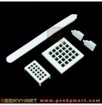 Dust Cover Kit Design for Nintendo Wii