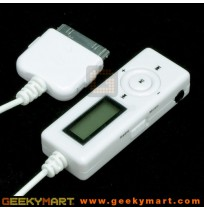 FM Receiver Attachment Design for iPhone / iPad / iPod Series