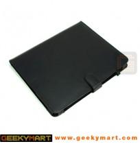 Leather Organiser Case Design for iPad