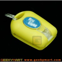 LED Keyhole Torch Key Casing