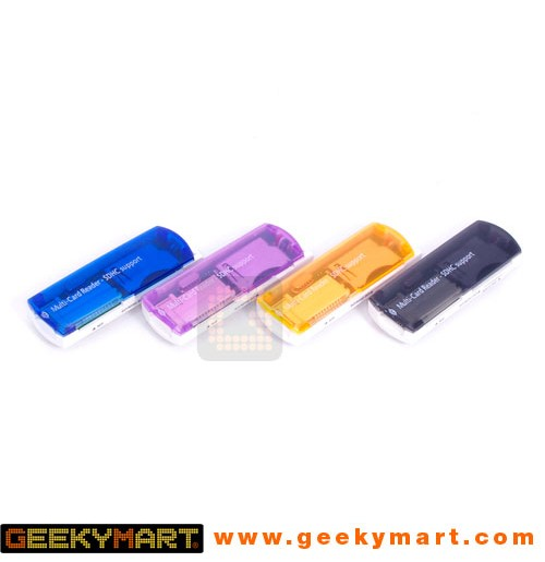 Mini Multiple Memory Card Reader