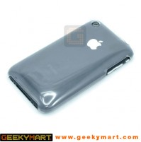 Transparent Acrylic Back Casing Design for iPhone 2G / 3G / 3GS