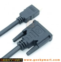 Ultra Speed DVI to HDMI Cable Gold Plated
