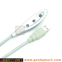 USB Powered Laptop Working LED Lamp / Light